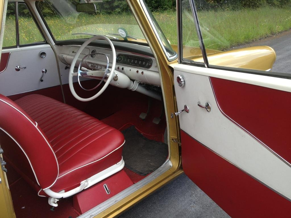 1962 Opel Olympia Caravan Unique ! For Sale (picture 4 of 5)