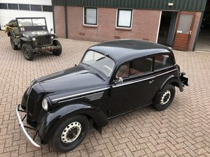 1937 Opel Kadett,  Opel WW2, Opel  For Sale