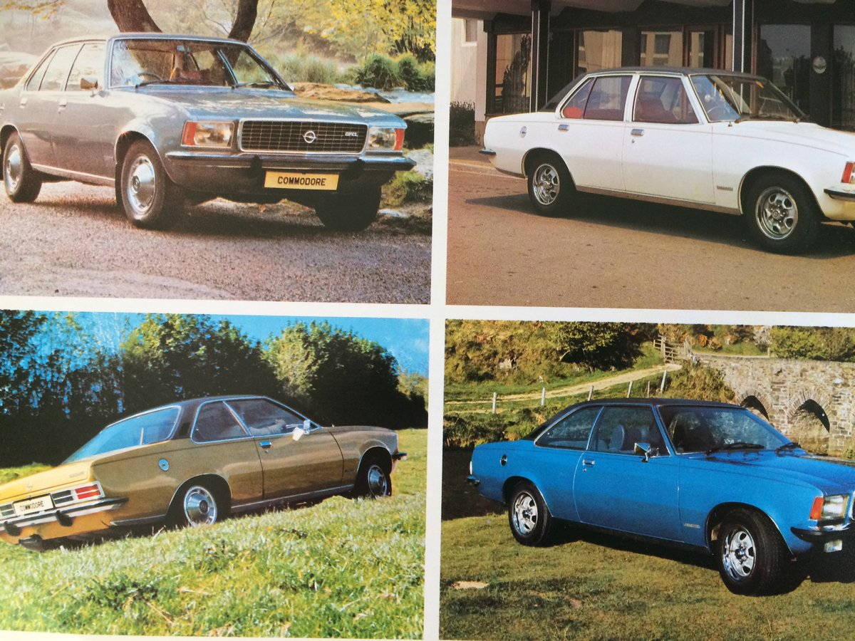 Opel and Vauxhall Opel brochures. For Sale (picture 4 of 6)