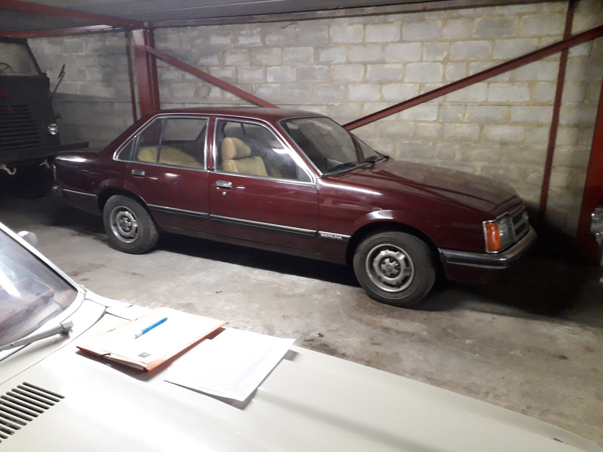 1979 OPEL COMMODORE For Sale by Auction (picture 1 of 5)