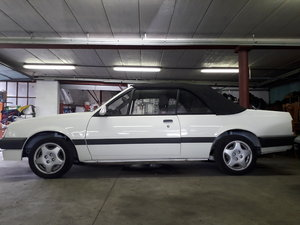 1985 OPEL ASCONA DECAPOTABLE For Sale by Auction