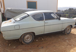 1967 Rare Opel Kadett b Kiemencoupe For Sale