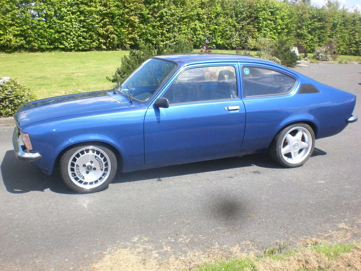 Opel Kadett Coupe 2.0 16 V Redtop LHD 1977 For Sale (picture 2 of 6)