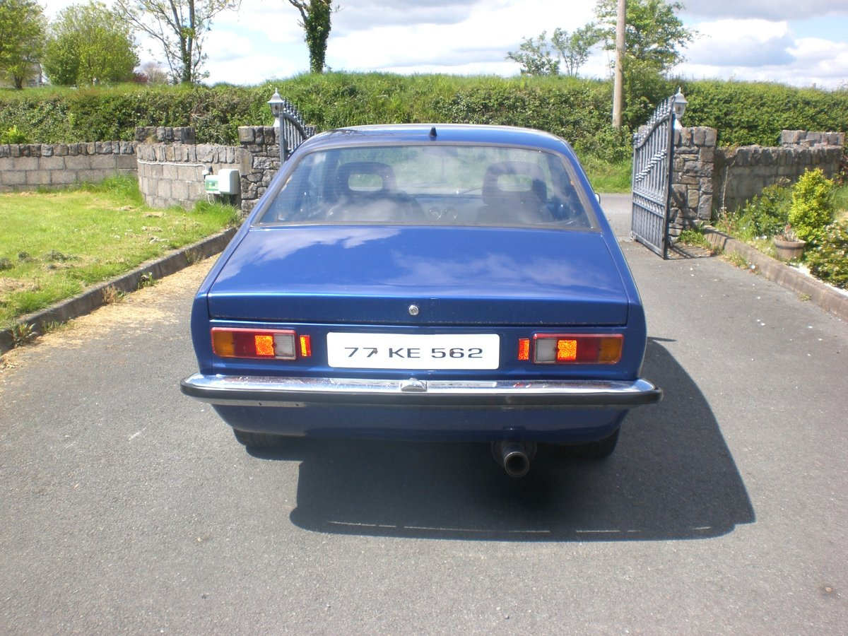 Opel Kadett Coupe 2.0 16 V Redtop LHD 1977 For Sale (picture 3 of 6)