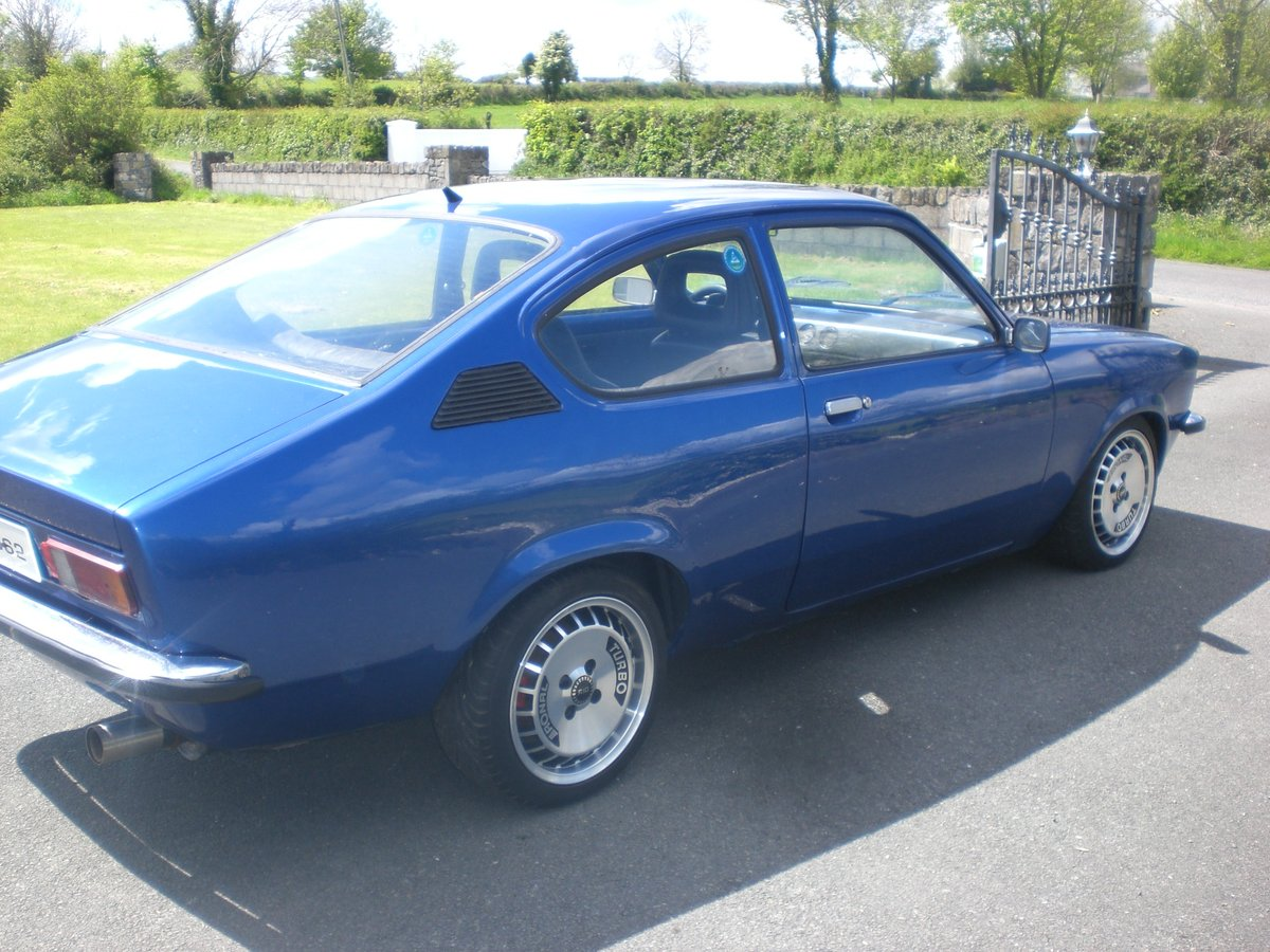 Opel Kadett Coupe 2.0 16 V Redtop LHD 1977 For Sale (picture 4 of 6)