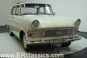 Opel Rekord Olympia P2 1700L 1961 Restored For Sale