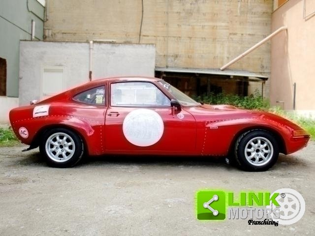 Opel GT 1.9s (1969) HTP GR4 For Sale (picture 5 of 6)