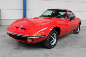 OPEL GT, 1973 For Sale by Auction