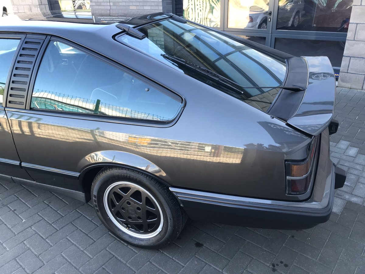 1984 Opel Monza 3.0 GSE, 40,000 Miles, 3 Owners SOLD (picture 3 of 6)