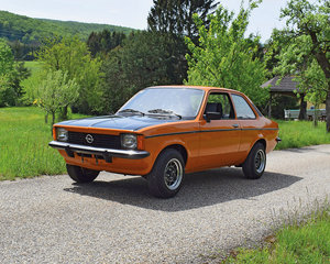 """1979 Opel Kadett L """"Superstar"""" 1.2 (ohne Limit) For Sale by Auction"""