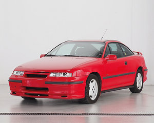 1991 Opel Calibra 16V 4 x 4 (ohne Limit) For Sale by Auction