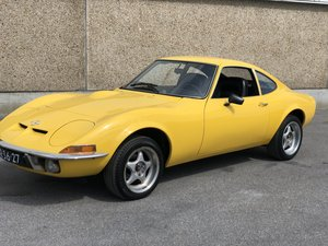 OPEL GT, 1969 For Sale by Auction
