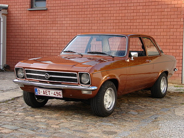 Opel Ascona 1200S 1975 SOLD (picture 1 of 6)