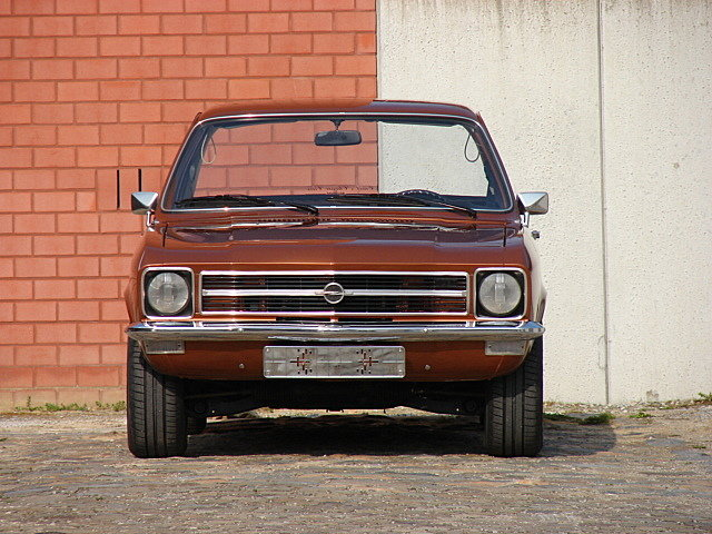 Opel Ascona 1200S 1975 SOLD (picture 6 of 6)