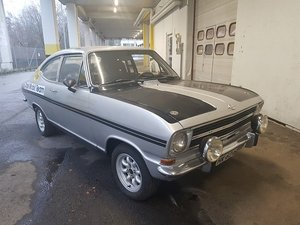 1972 Opel Kadett Rallye Sprint For Sale
