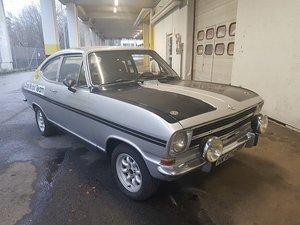 1972 Opel Kadett Rallye Sprint For Sale