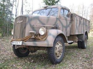 1944 Opel Blitz 3 tonner allrad, Opel Blitz, Opel  For Sale