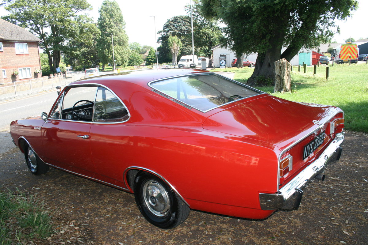 1967 Beautiful Rekord 1900 Coupe LHD For Sale (picture 3 of 6)