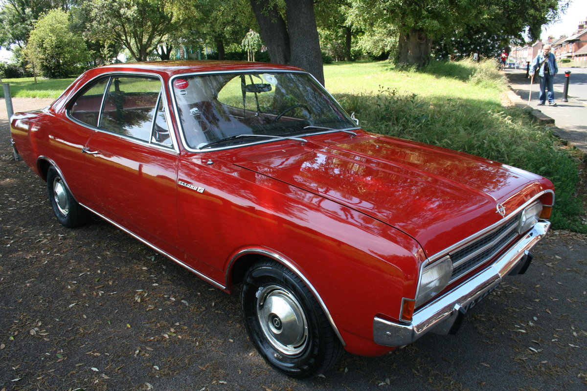 1967 Beautiful Rekord 1900 Coupe LHD For Sale (picture 4 of 6)