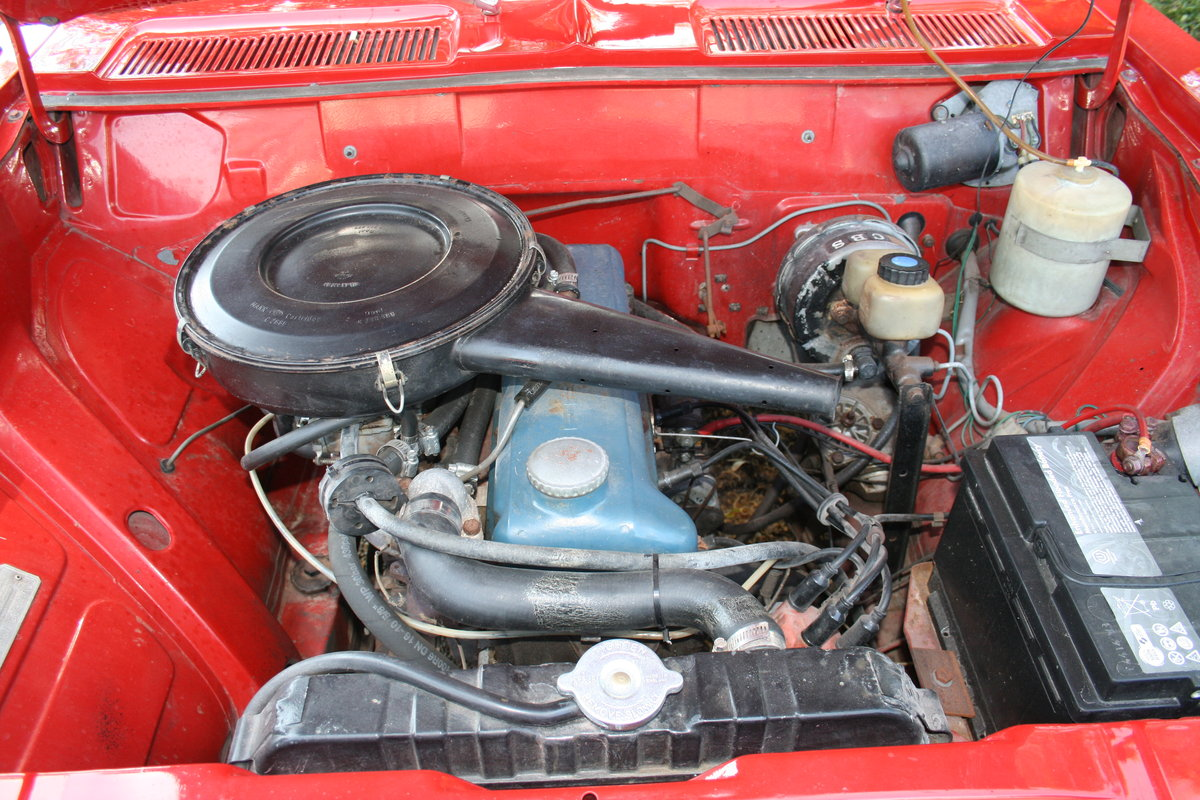 1967 Beautiful Rekord 1900 Coupe LHD For Sale (picture 5 of 6)