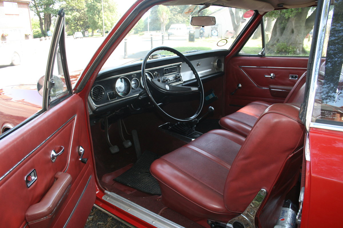 1967 Beautiful Rekord 1900 Coupe LHD For Sale (picture 6 of 6)