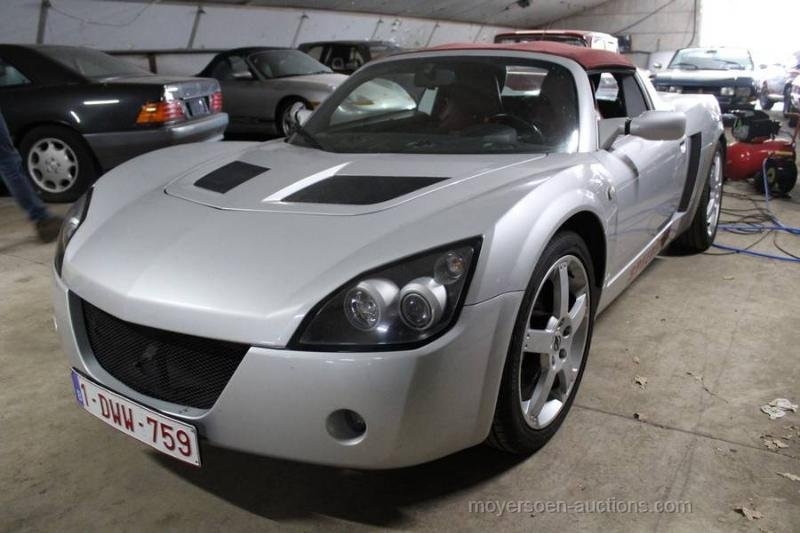 2003 OPEL Speedster  For Sale by Auction (picture 1 of 6)