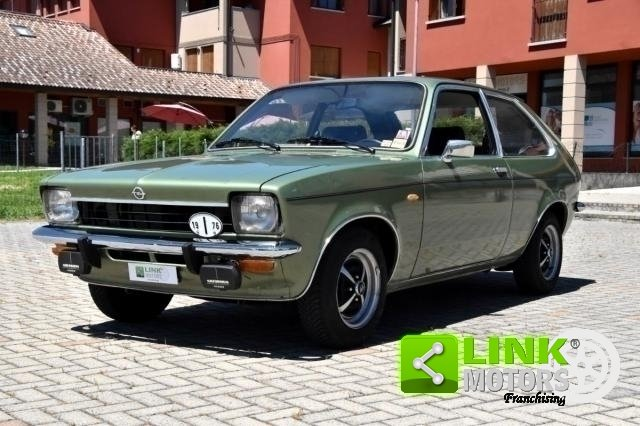 Opel Kadett 1.0 CL City - 1976 For Sale (picture 1 of 6)