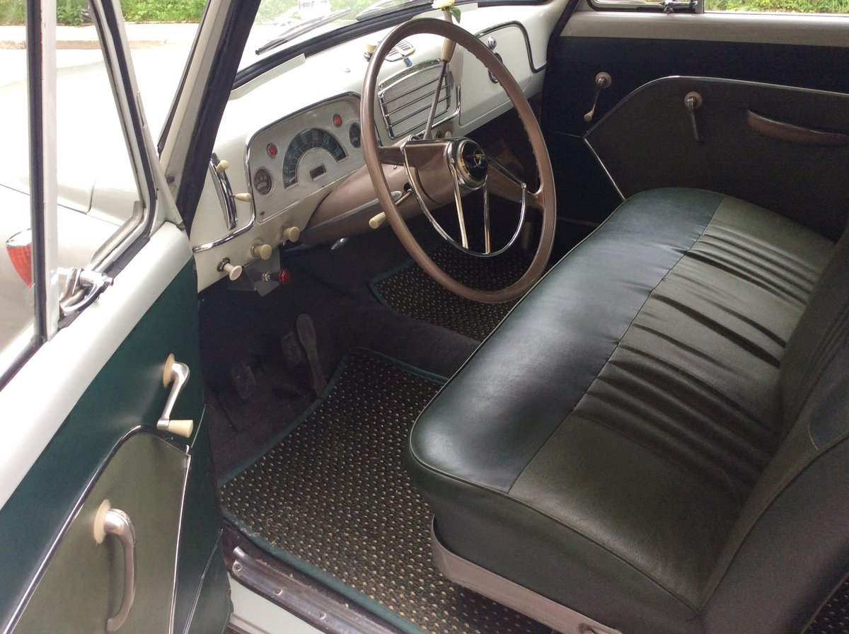 1957 Bbb Opel Olympia Rekord Caravan For Sale (picture 4 of 6)