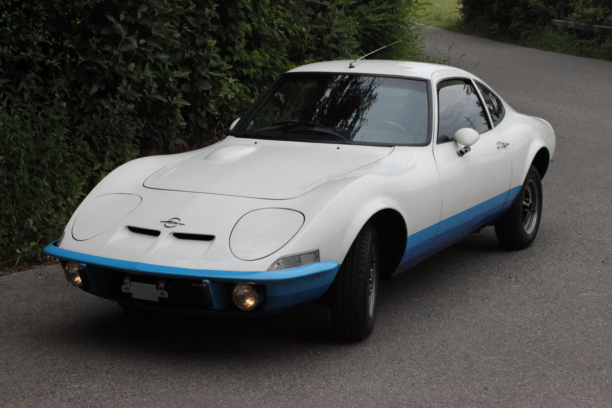 1972 Opel GT/J 1900 For Sale (picture 1 of 5)
