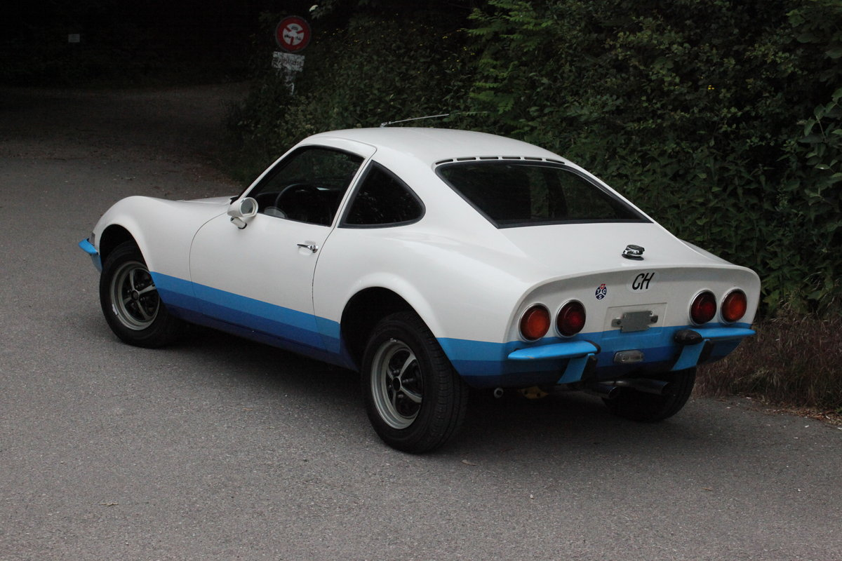 1972 Opel GT/J 1900 For Sale (picture 2 of 5)