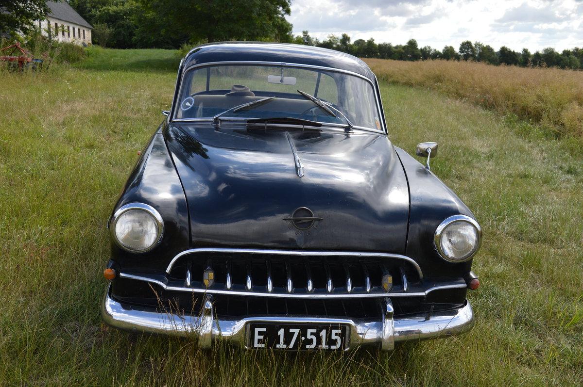 Opel Kaptajn model 1952 For Sale (picture 2 of 5)