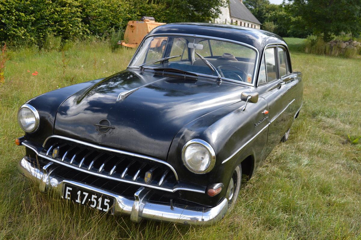 Opel Kaptajn model 1952 For Sale (picture 3 of 5)