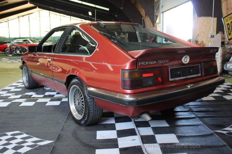 1978 OPEL Monza 3.0E For Sale by Auction (picture 3 of 6)