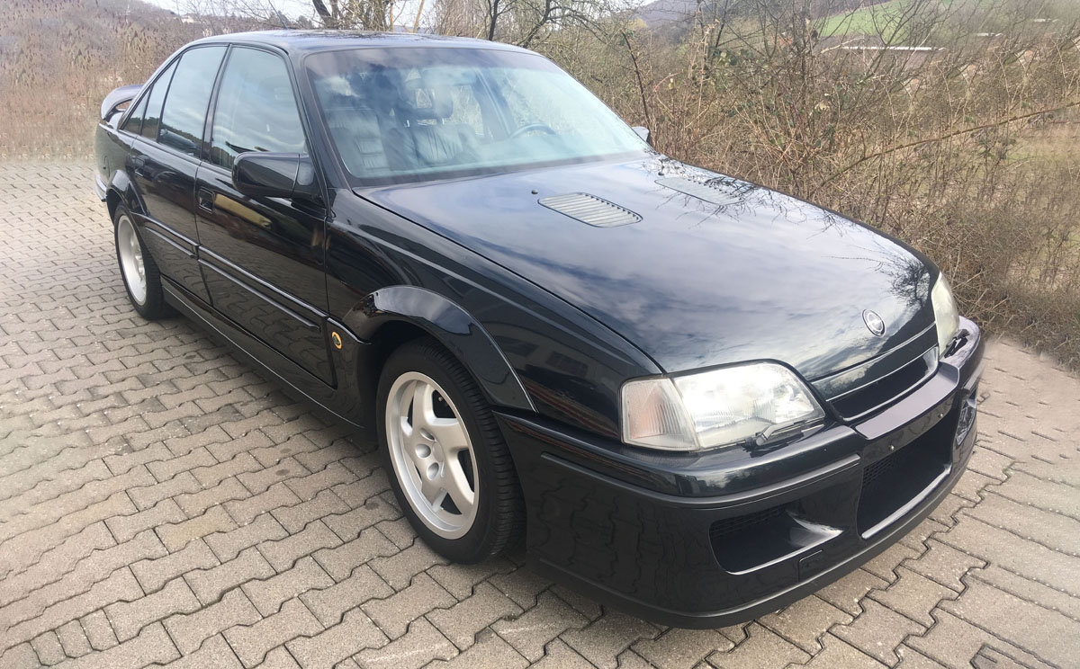 1991 Opel Lotus Omega For Sale by Auction (picture 1 of 3)