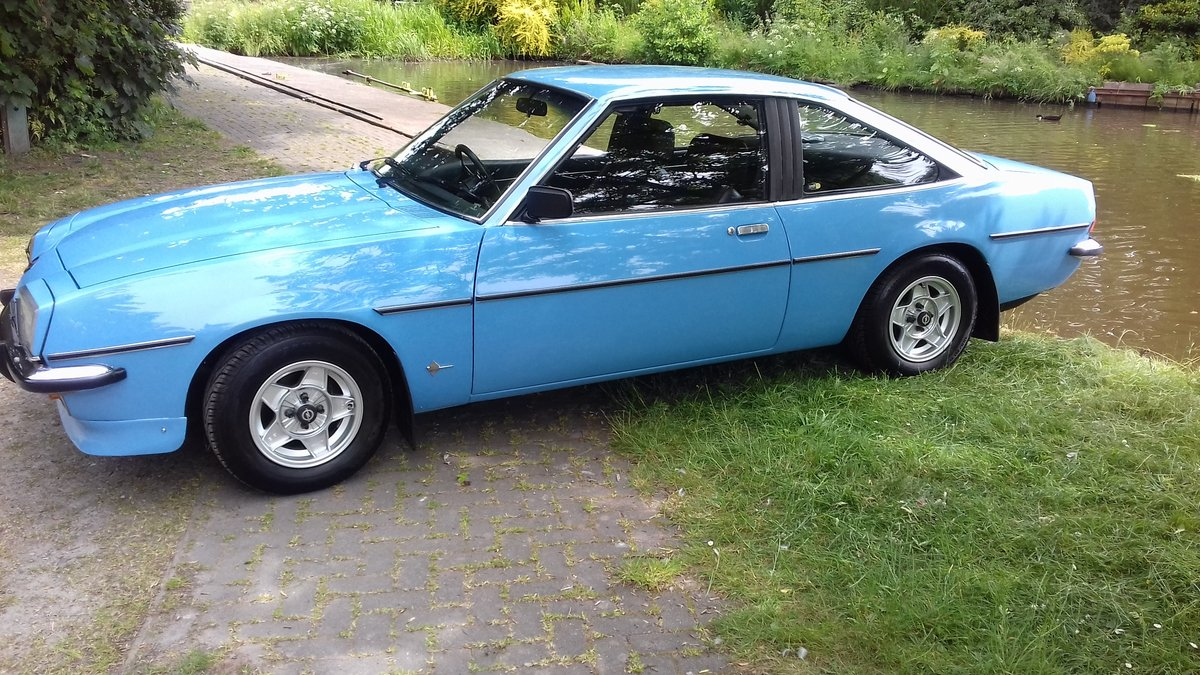 1977 Opel manta b sr coupe  SOLD (picture 3 of 6)