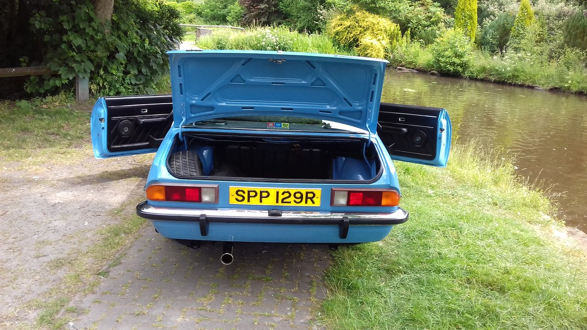 1977 Opel manta b sr coupe  SOLD (picture 4 of 6)