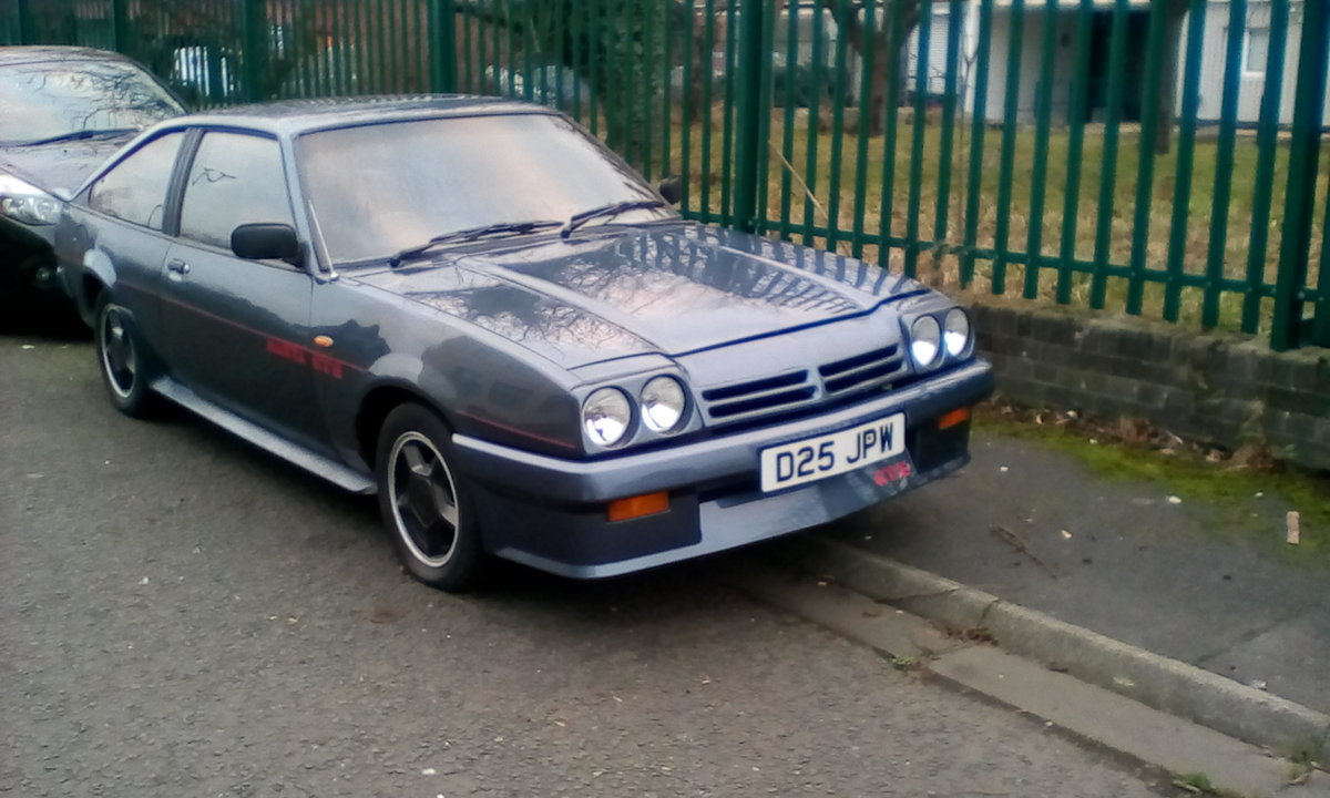 1987 Opel manta executive For Sale (picture 2 of 5)