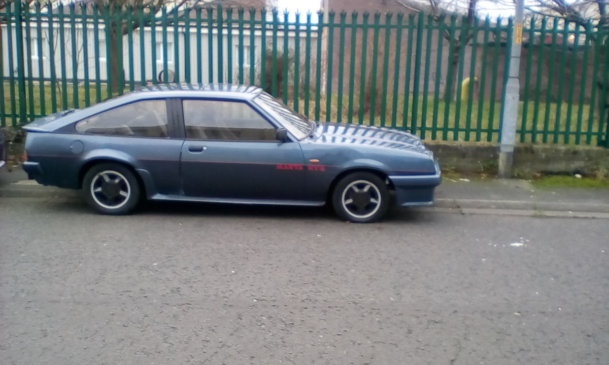 1987 Opel manta executive For Sale (picture 3 of 5)