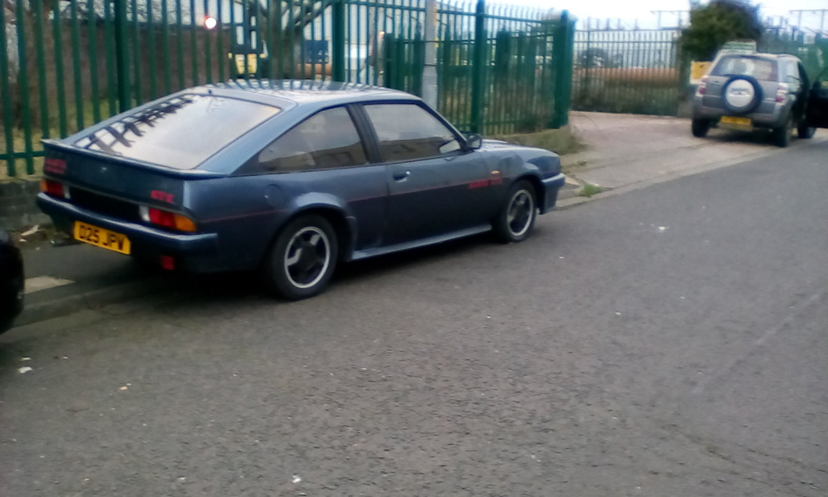 1987 Opel manta executive For Sale (picture 4 of 5)