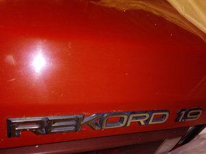 1984 Opel record 1900