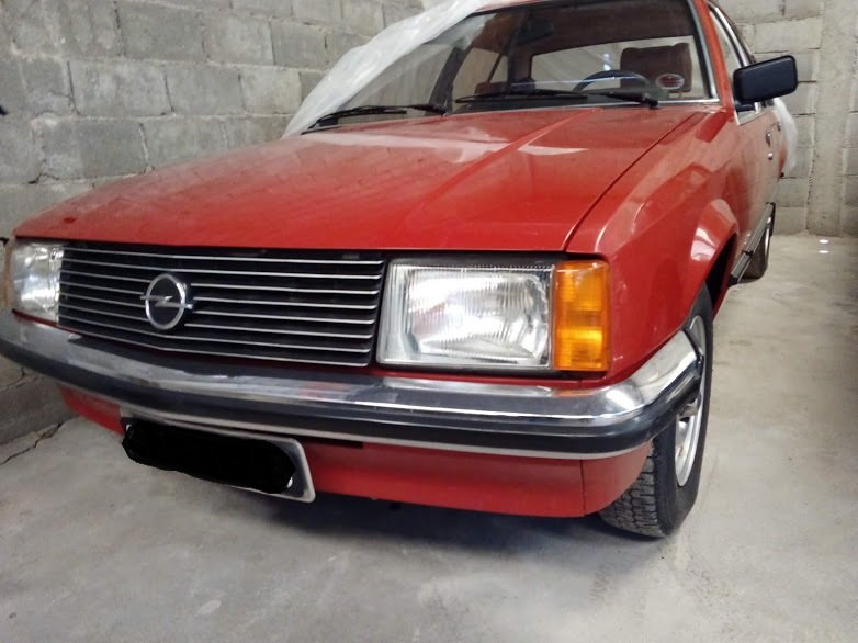 1984 Opel record 1900 For Sale (picture 4 of 6)