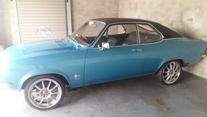 Opel Manta, Automatic, Series A Classic
