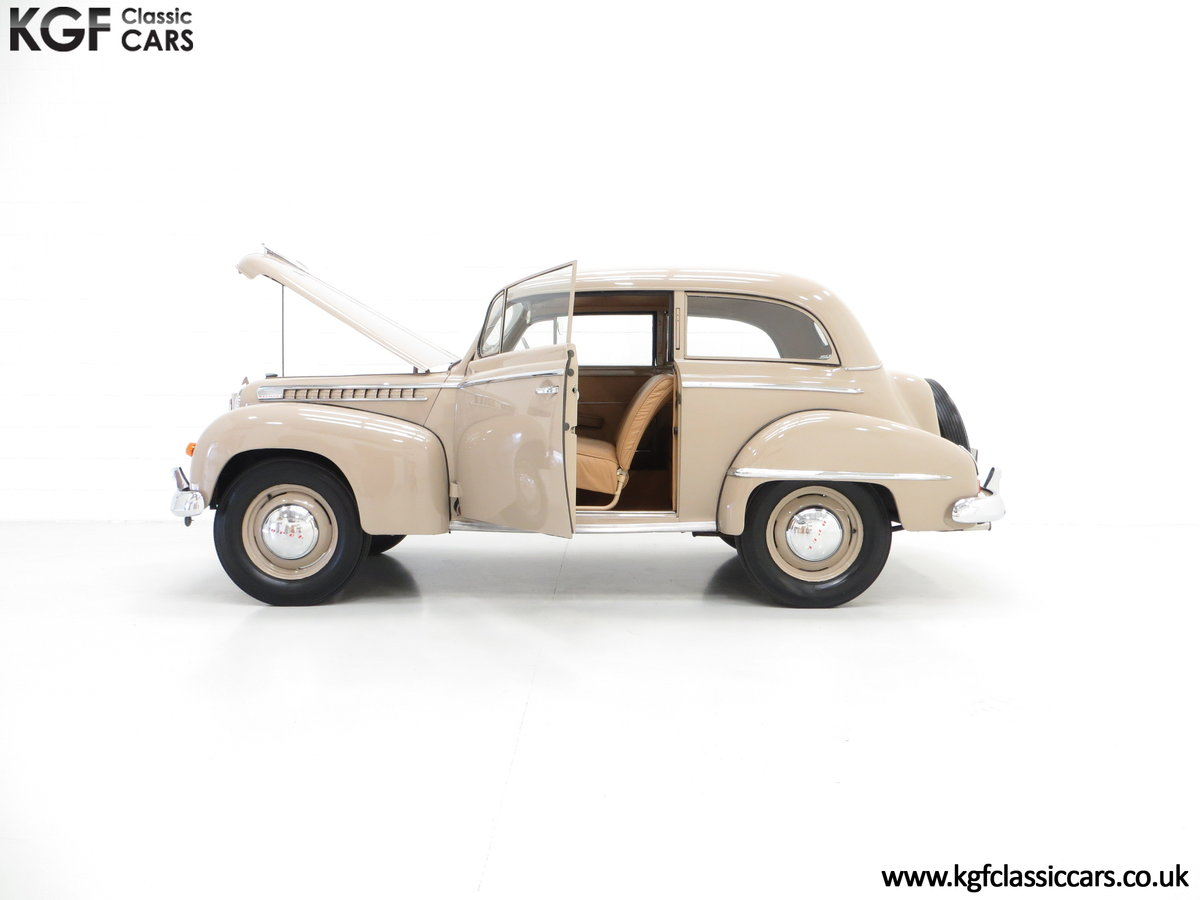 1950 A Rock and Roll and Super Rare RHD Opel Olympia SOLD (picture 3 of 6)