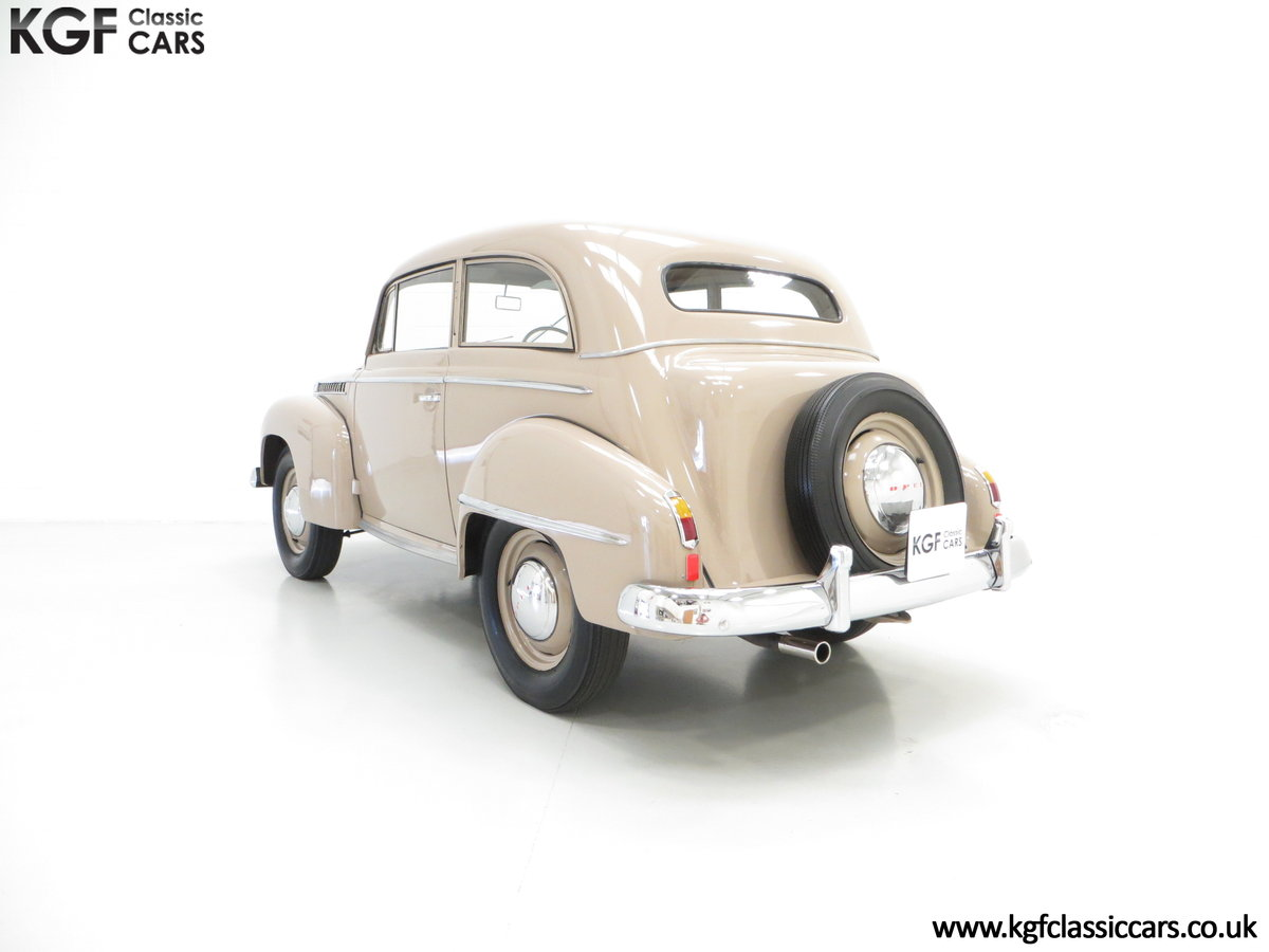 1950 A Rock and Roll and Super Rare RHD Opel Olympia SOLD (picture 4 of 6)