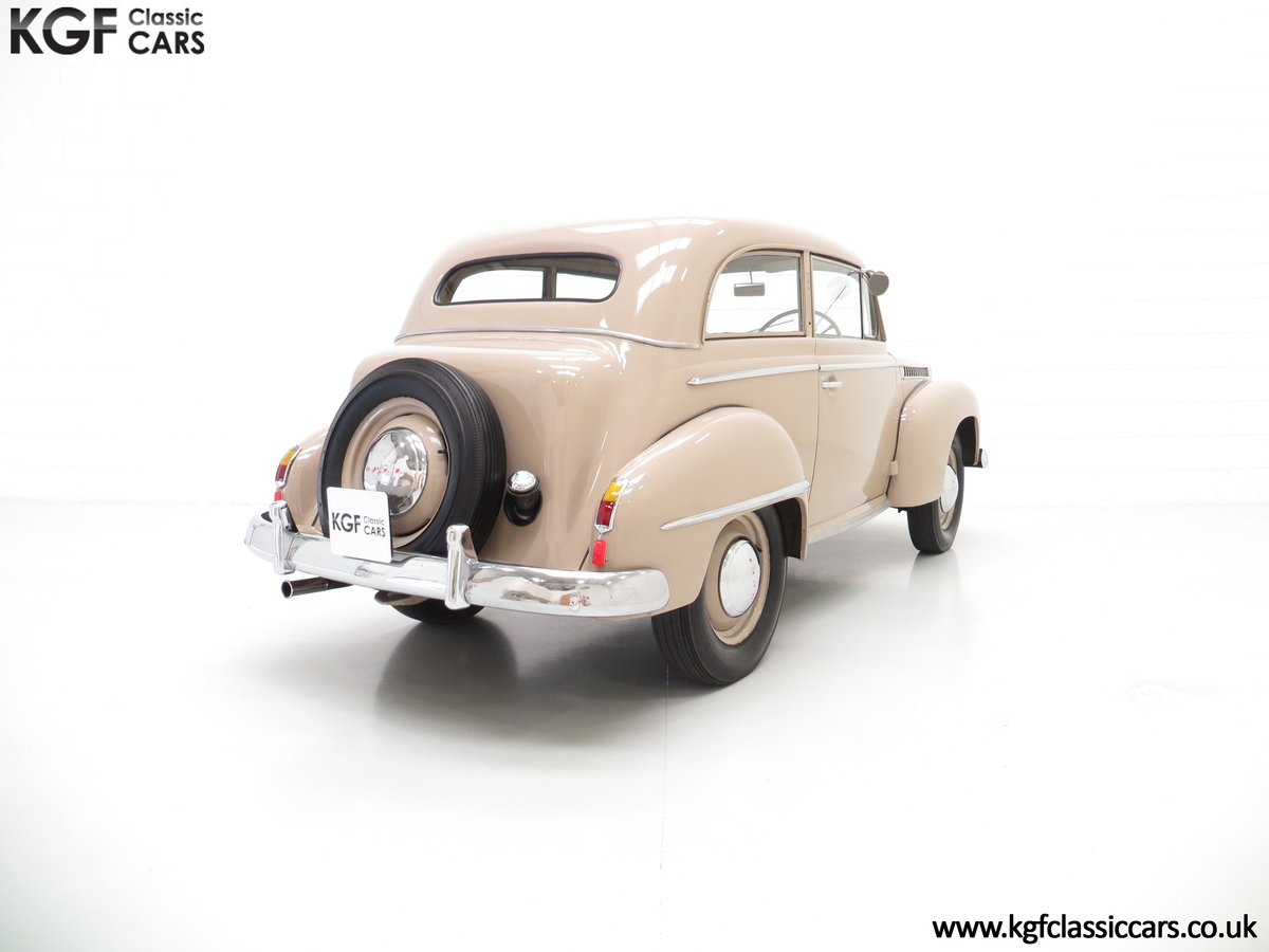 1950 A Rock and Roll and Super Rare RHD Opel Olympia SOLD (picture 5 of 6)