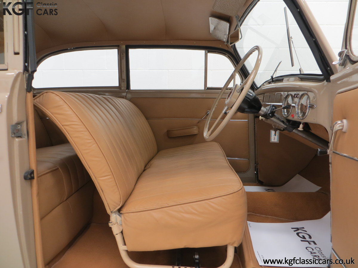 1950 A Rock and Roll and Super Rare RHD Opel Olympia SOLD (picture 6 of 6)