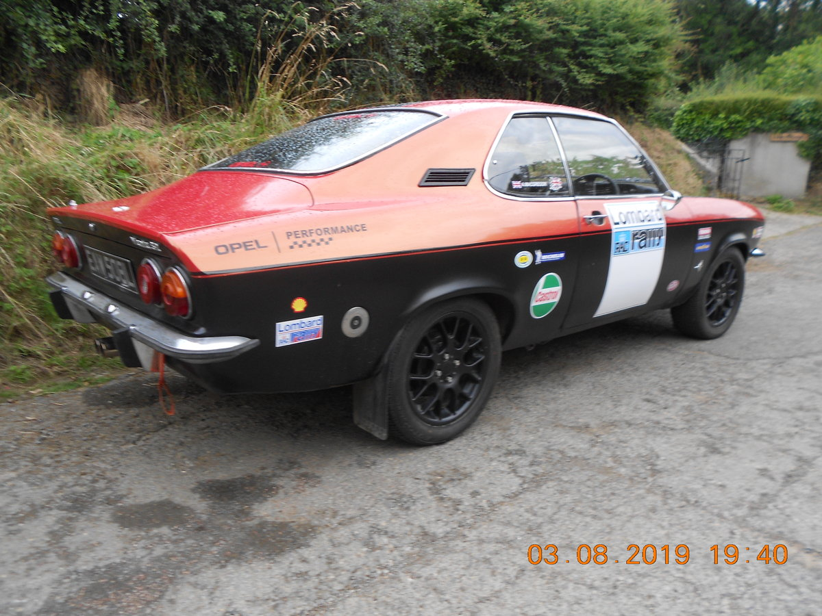 1972 Opel Manta A series For Sale (picture 2 of 6)