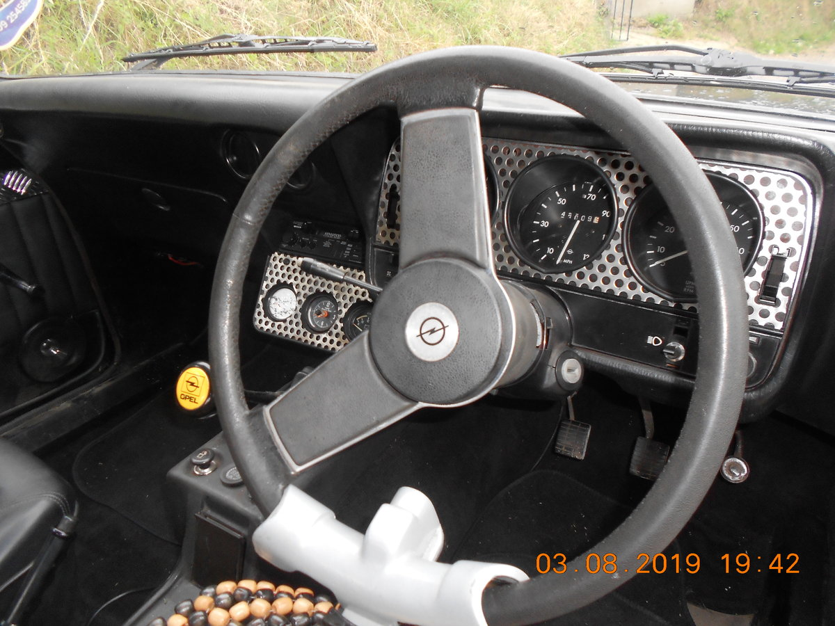 1972 Opel Manta A series For Sale (picture 4 of 6)