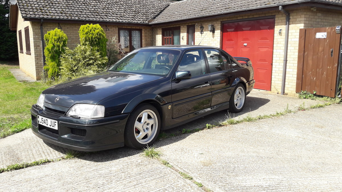 1992 Lotus Carlton OMEGA Only 37000 miles For Sale (picture 1 of 6)