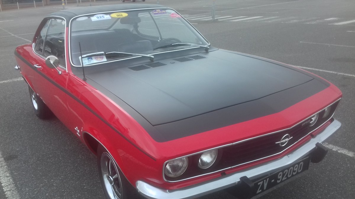 1974 OPEL MANTA A SR For Sale (picture 1 of 6)
